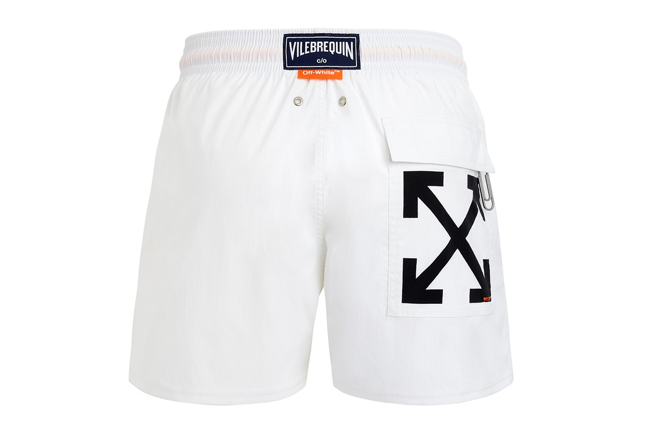 オフホワイト ヴァージル・アブロー ヴィルブルカン スイムウェア Off-White™ x Vilebrequin SS19 Swimwear Collaboration spring summer 2019 bathing suits beach clothing release date info buy drop リリース
