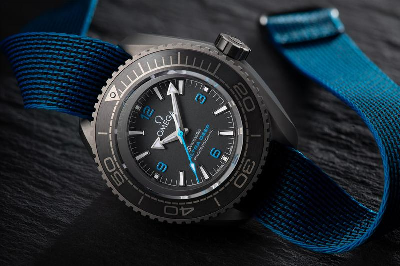 Omega Seamaster Planet Ocean Ultra Deep Professional Release watches collection sea ocean diving mariana trench challenger deep