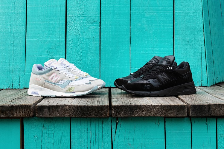 meet 67200 d8a49 Overkill Honors Berlin s Techno   Pride Cultures in New Balance 1500   1530  Pack