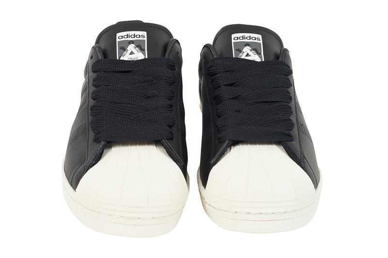 Palace x adidas Originals Superstar 2019 Summer Capsule neon black white three stripes palace skateboards london skateboarding skateboard skateshop