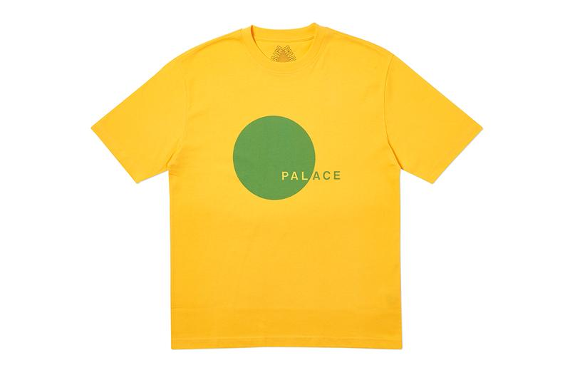 Palace Summer 2019 Week Six Drop List June 7 Release Date Information For Sale Everything Dropping at Palace Skateboards Shell Jacket Shorts T-Shirts Tri-Ferg Sweatshirts Side Bag Pouch baseball Caps Five panel