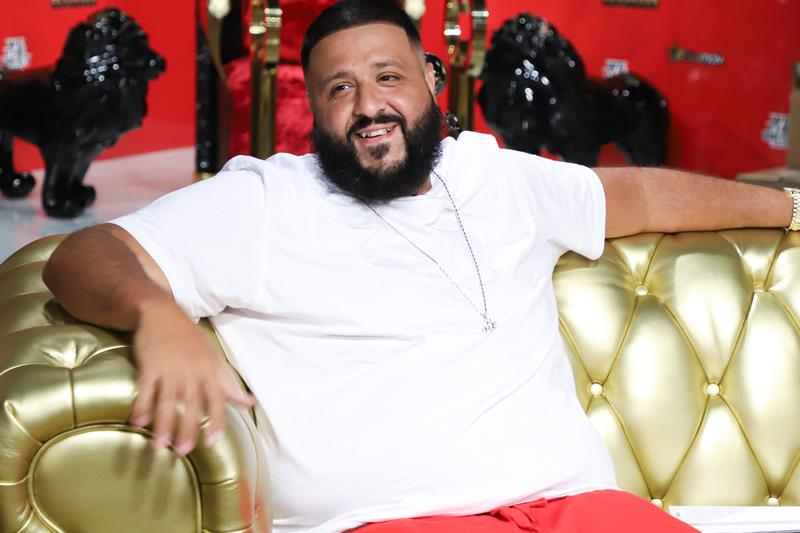DJ Khaled Teases Upcoming Paris Saint-Germain x Air Jordan Collaboration