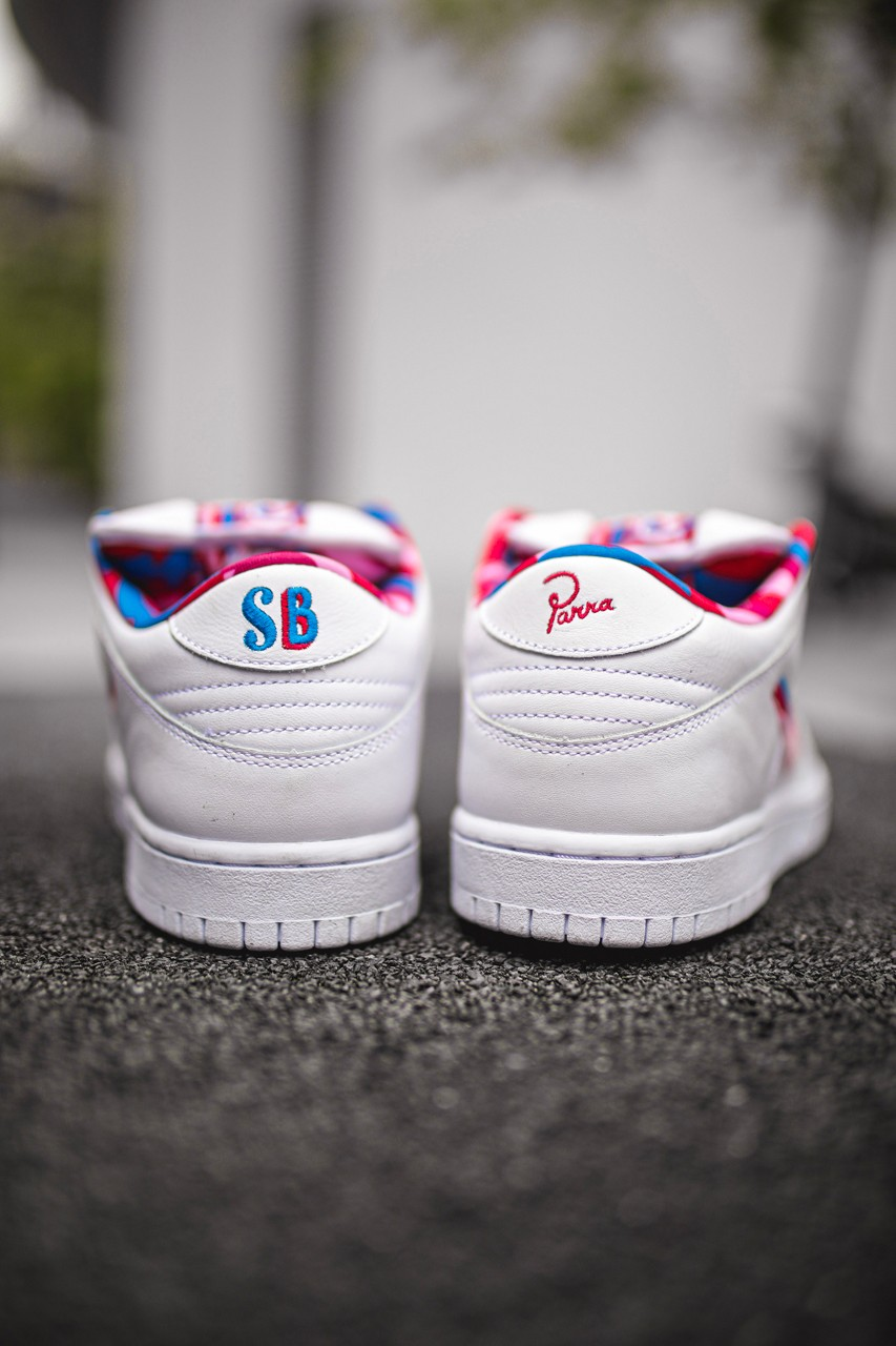 Parra x Nike SB Dunk Low Exclusive