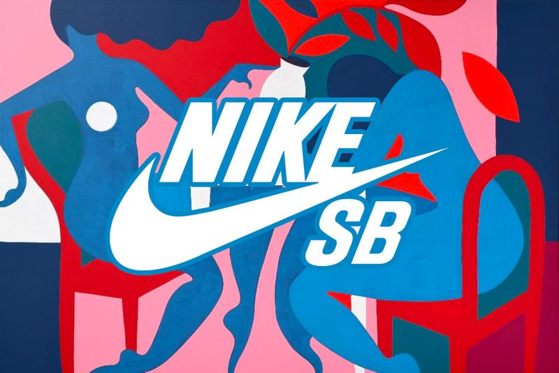 Parra Nike SB Dunk Low First Look