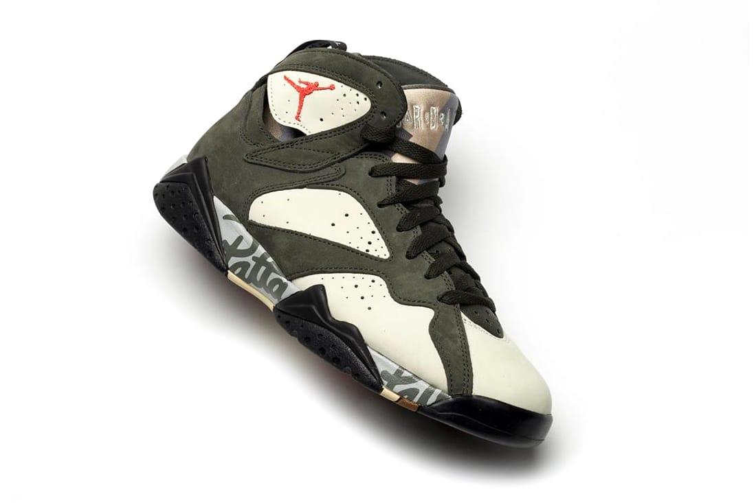 Patta x Air Jordan 7 \