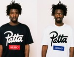 Patta Launches Milan Flagship With Exclusive Script Logo T-Shirts