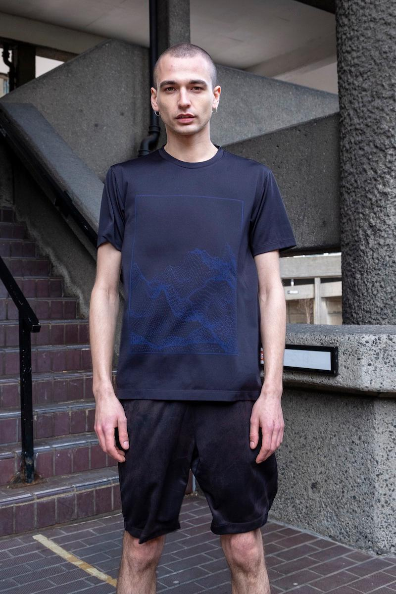 Peter Saville x Uniqlo Active Collaboration Collection clothing dry ex lifewear graphic june 24 2019