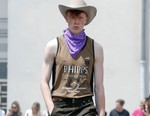 PHIPPS SS20 Delivers Functional Cowboy Couture