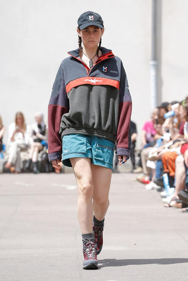 PHIPPS Spring/Summer 2020 Runway Collection PFW paris fashion week ss20 menswear sustainable like a rock