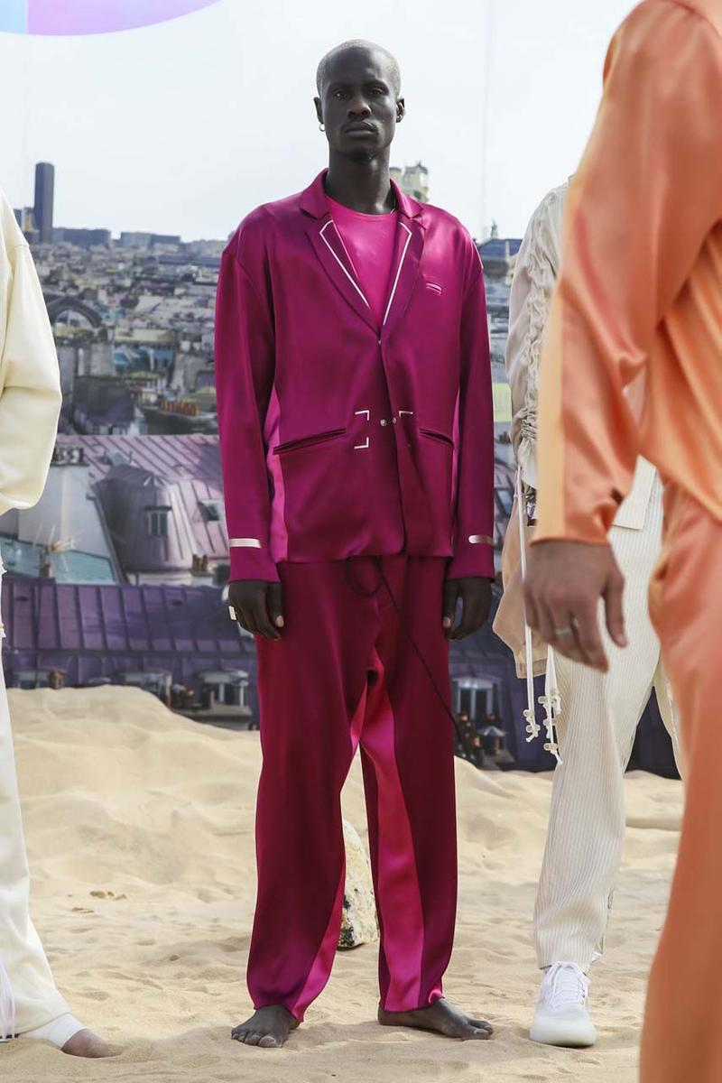 Pigalle Spring/Summer 2020 Collection PFW Men's paris fashion week ss20 runway show