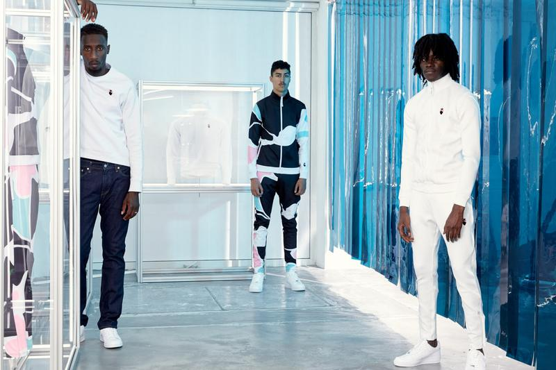 "PNL Opens ""Que La Famille"" e-Shop and Unveils Official Lookbook French rap duo paris"