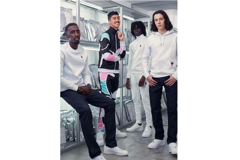 """PNL Opens """"Que La Famille"""" e-Shop and Unveils Official Lookbook French rap duo paris"""