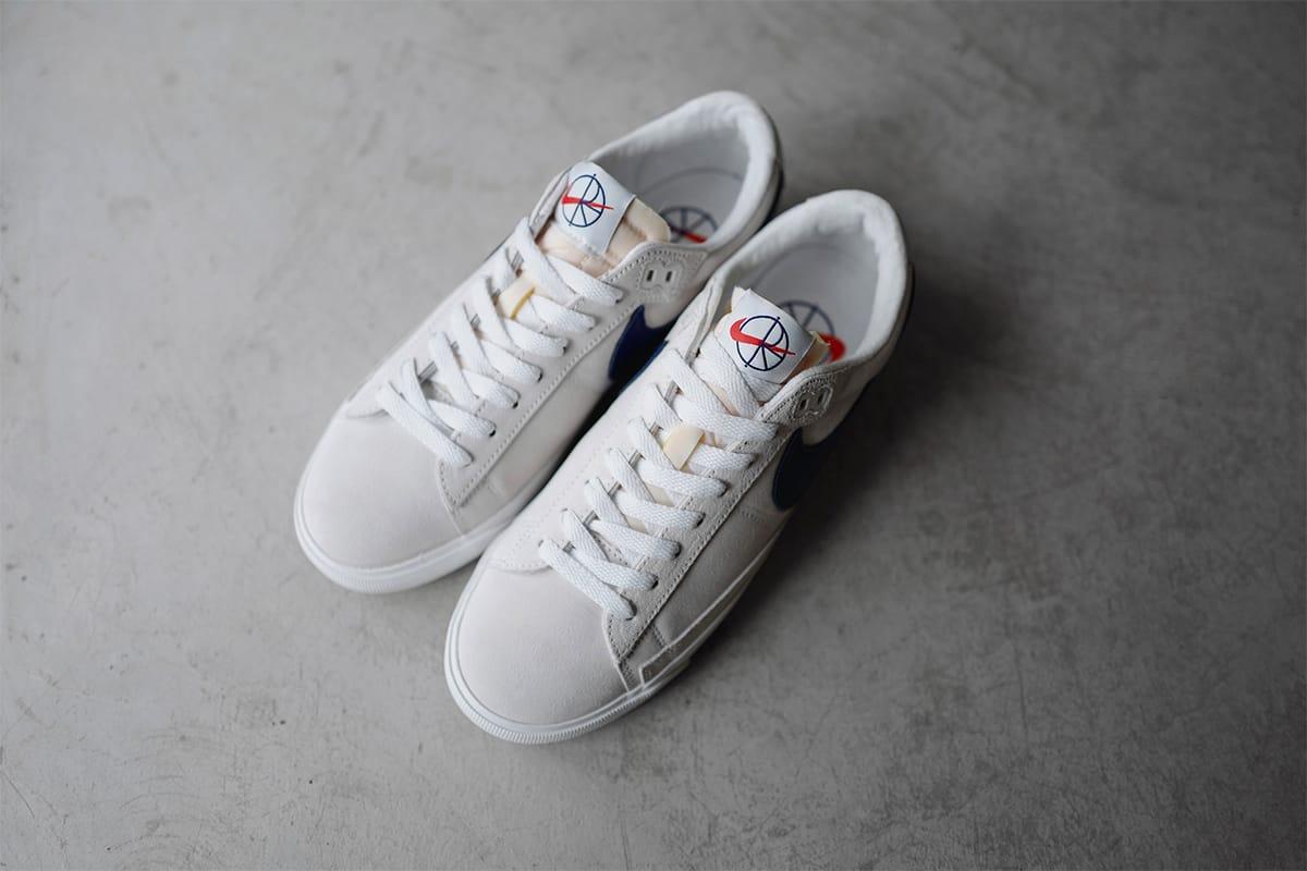 Polar Skate Co. x Nike SB Zoom Blazer