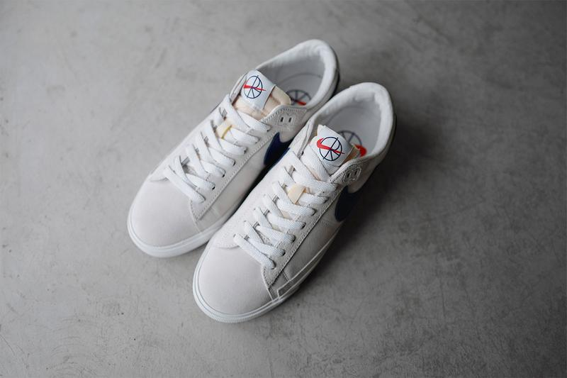 super popular 92675 e6258 Polar Skate Co. x Nike SB Zoom Blazer Low GT First Look ...