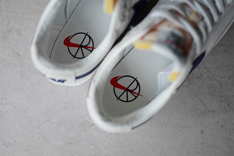 Polar Skate Co Nike SB Zoom Blazer Low GT First Look Release Info AV3028-100