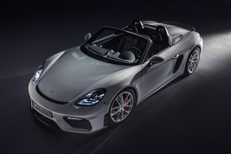 Porsche 718 Cayman GT4 and Spyder Release Info luxury sportscar cars racing motorsport german engineering