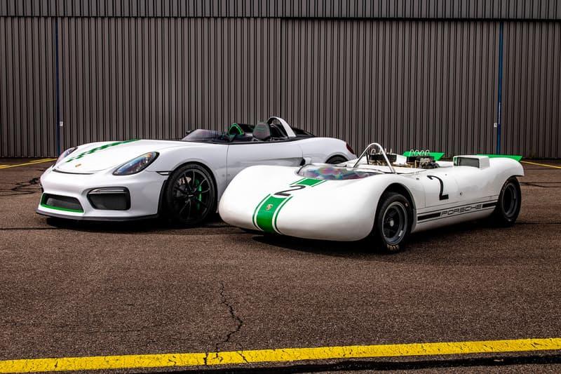 Porsche Bergspyder Minimalist Boxster 2015 Info project sportscar speed motorsport racing museum Gaisberg hillclimb race