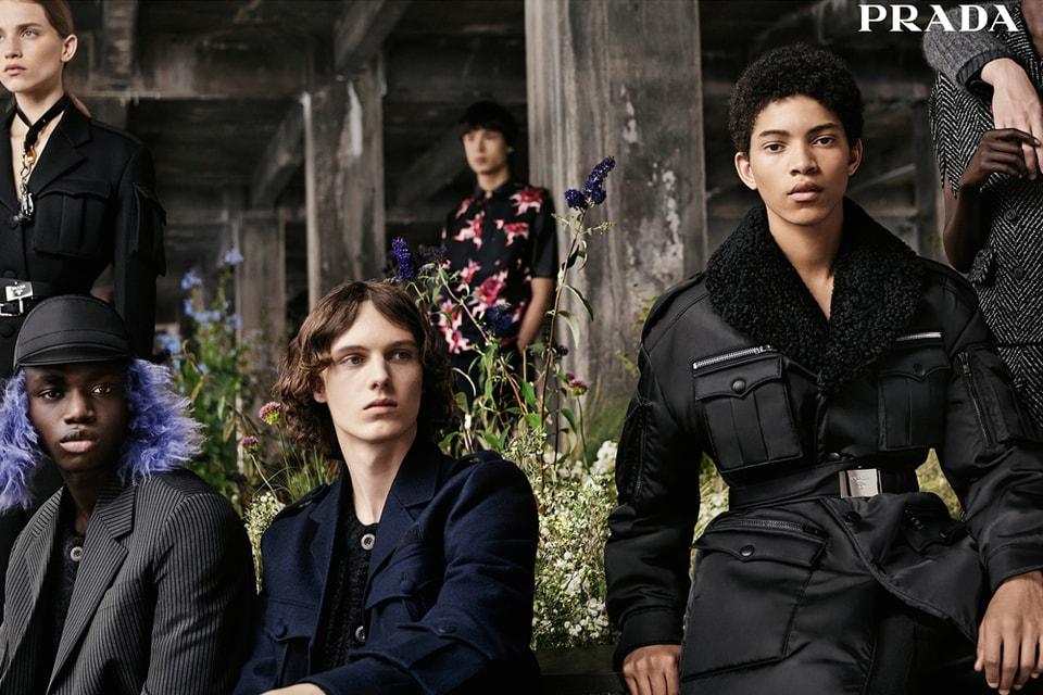 Prada Fall Winter 2019 Men S And Women S Campaign Hypebeast