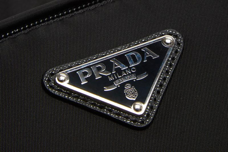 dfd28fa096 Prada Nylon Harness Bag Release Black Info 2019