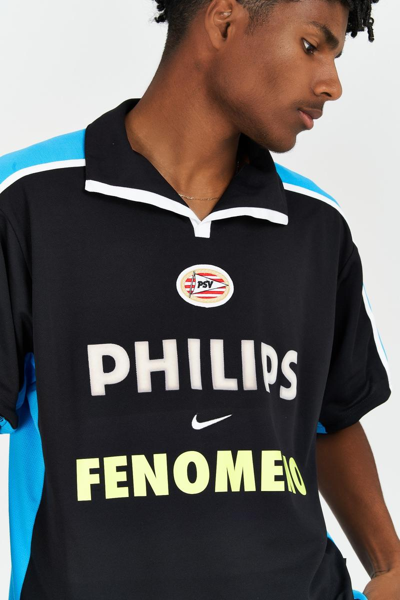 "Prane Paris ""Fenomeno One.Of.One"" Capsule Lookbook soccer football kit brazil ronaldo inter Milan prielli"