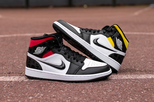 "The Air Jordan 1 Mid ""Quai 54"" Heads to the Court in This Closer Look"