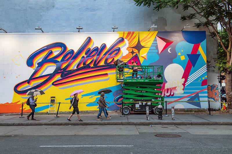 queen andrea houston bowery wall mural believe street art prints artworks