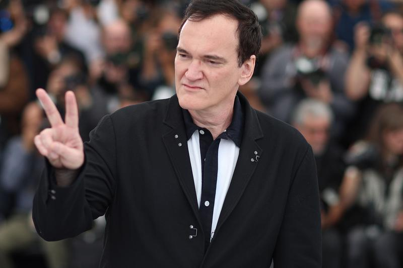 Quentin Tarantino R Rated Star Trek Film Update Paramount Info Release Date