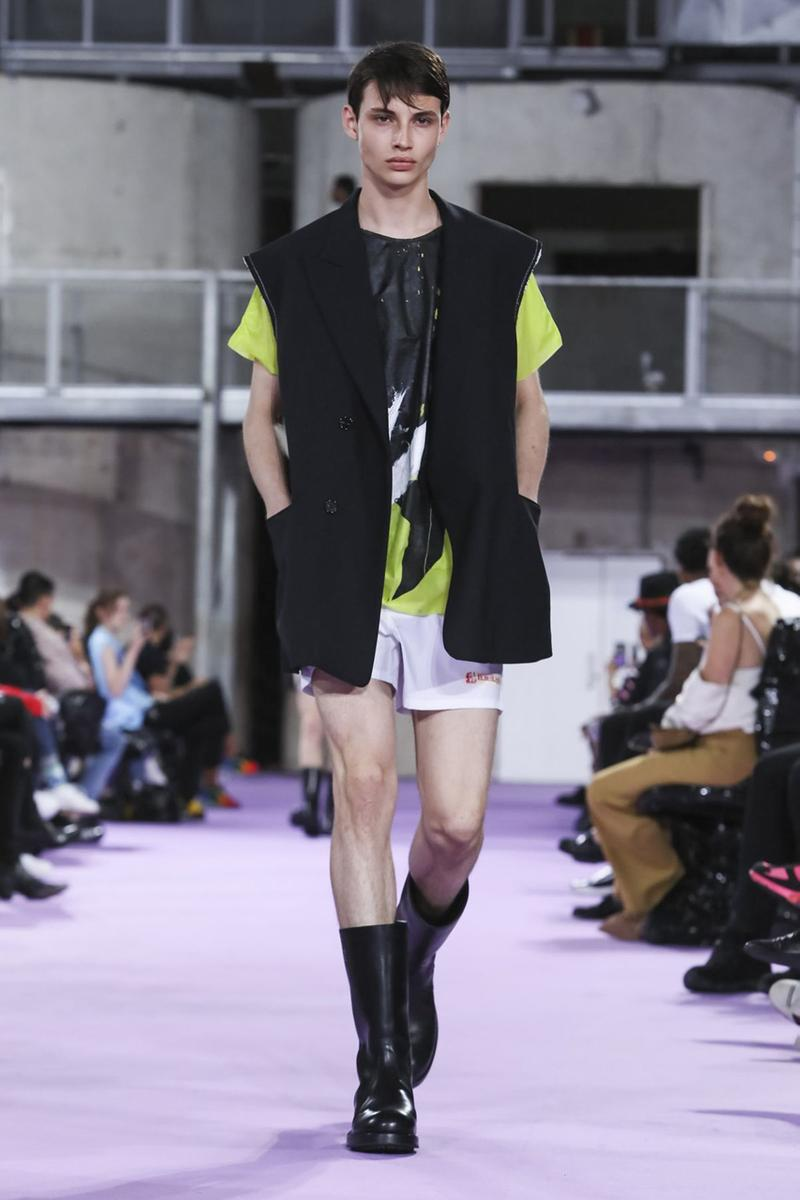 4d20f1dcb05 Raf Simons Spring/Summer 2020 Runway Collection | HYPEBEAST