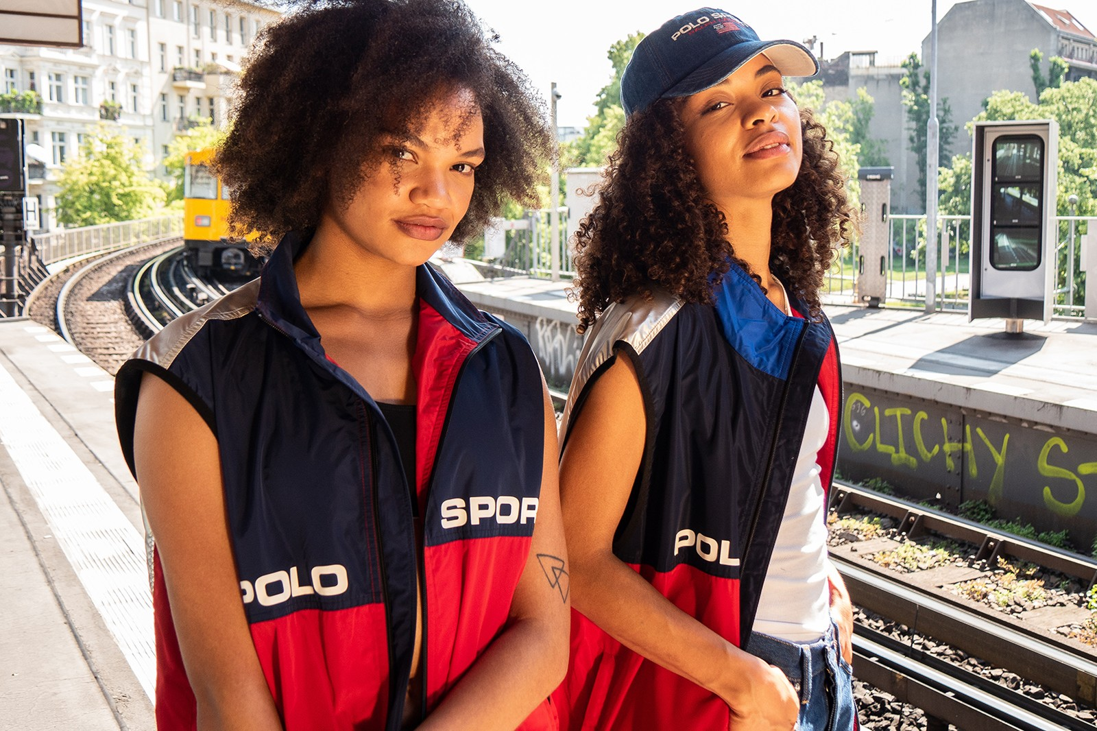 Ralph Lauren Reissues Polo Sport Limited Capsule Family