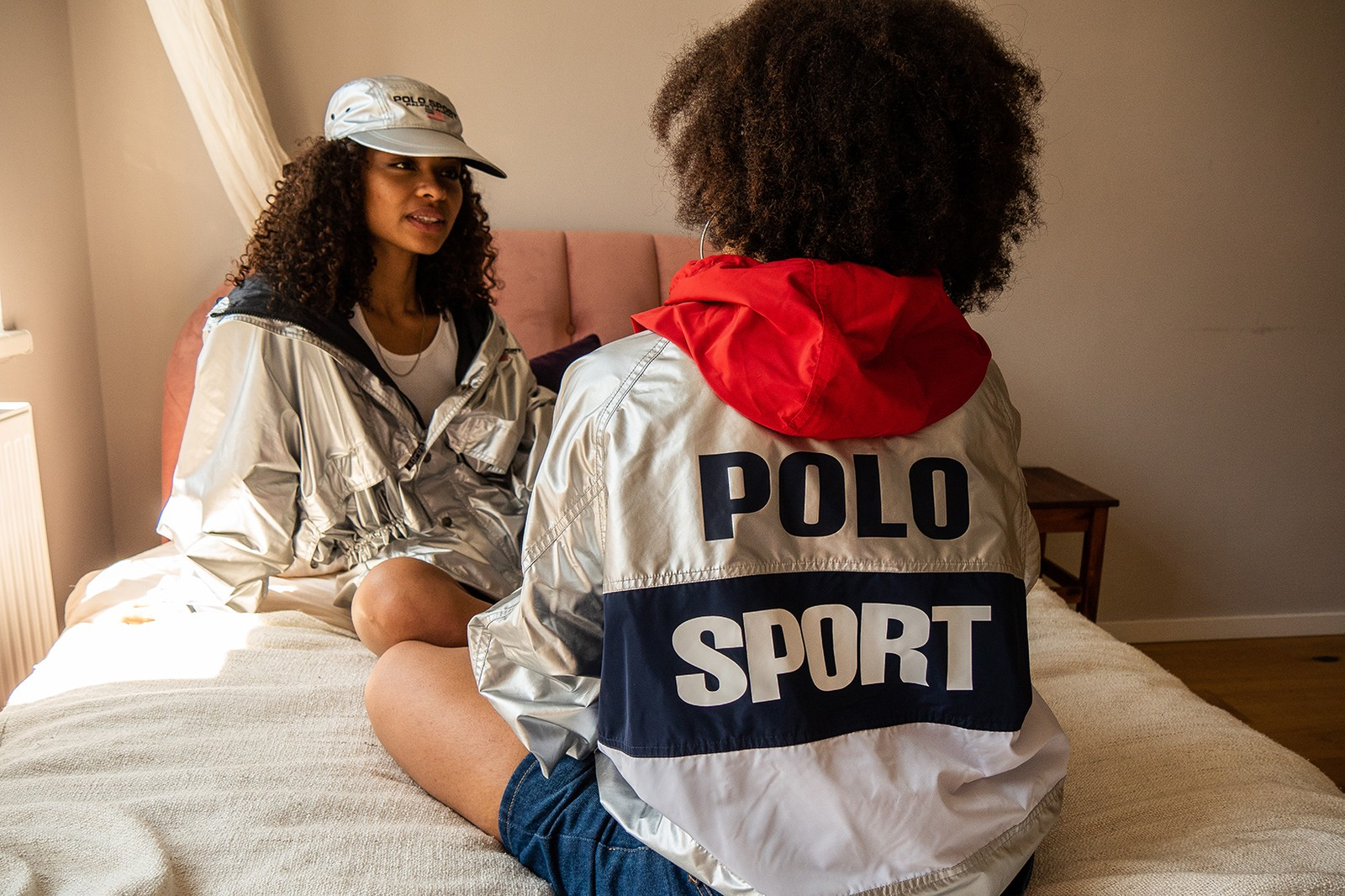 Ralph Lauren Reissue Limited Polo Sport Capsule Rapper Poet Polo Ralph Lauren Denim Soko the Cat Deemz DJ Stussy Berlin Amsterdam Paris