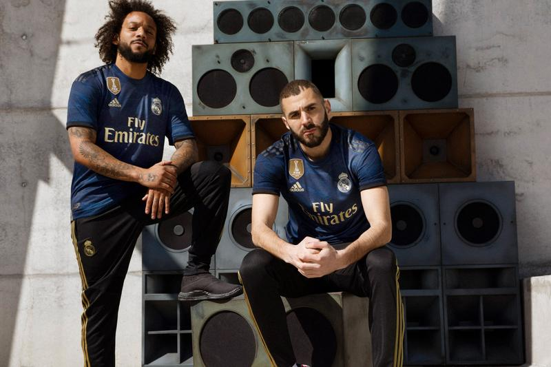san francisco fda62 dcade Real Madrid 2019/20 Away Kit by adidas Football | HYPEBEAST