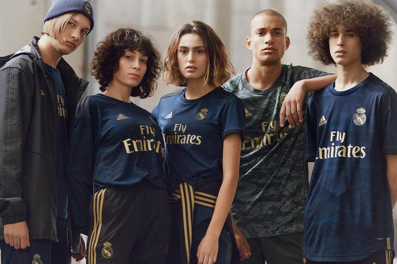 san francisco bc617 f8d24 Real Madrid 2019/20 Away Kit by adidas Football | HYPEBEAST