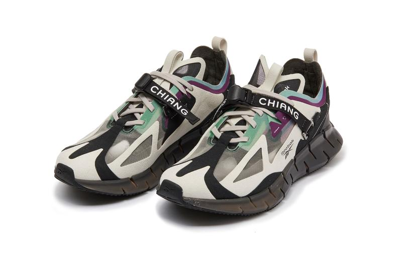 "Reebok ""Prototype"" Sneakers Spring/Summer 2020 collaborations ss20 pfw angus chiang cottweiler ximon lee runway show dmx trail shadow energy return 3d storm"