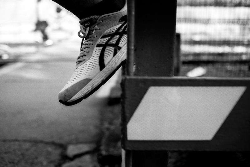 "Reigning Champ x ASICS Collaboration ""Kyoto Edition"" gel kayano 5 25 og sneaker silhouette release date info drop buy running jacket tee shirt june 15 release date info"
