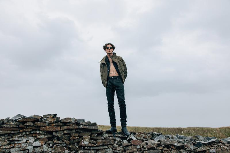 Represent Fall/Winter 2019 Campaign British Countryside Sonny Hall Mudi Sama Video