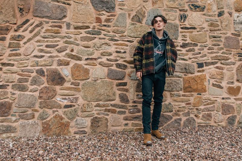 Represent Fall/Winter 2019 Campaign British Countryside Sonny Hall Mudi Sama Video