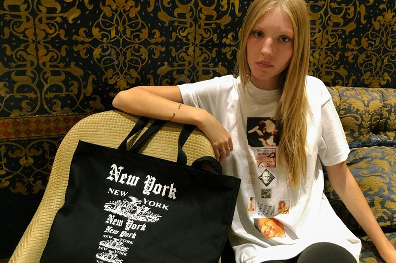 Richardson Summer 2019 Capsule Ella Richards Keith Richards The Rolling Stones Julia Fox New York City Butcher Shop Elizabeth Street Nick Waplington