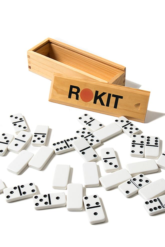 ROKIT Summer Games Dice Dominoes Playing Cards