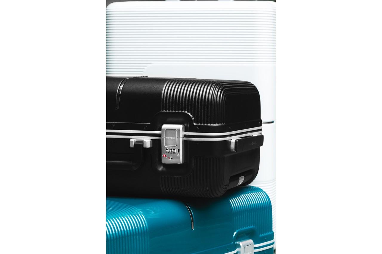 Samsonite EVOA Tech & Tri-Tech Suitcase Series introduction travel