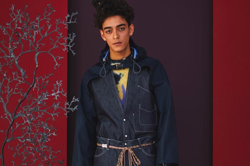 Sasquatchfabrix. FW20 Collection Embraces Traditional Japanese Textiles