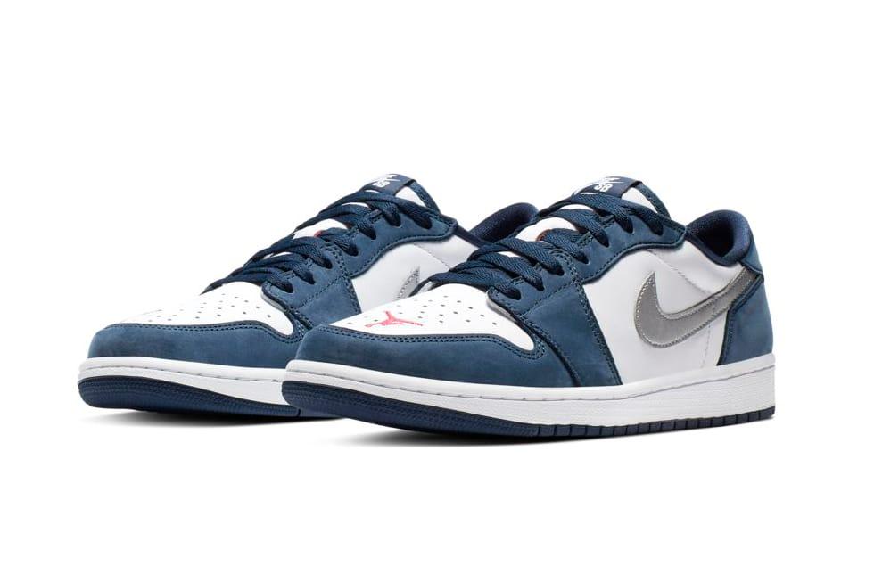 SB x Air Jordan 1 Low \