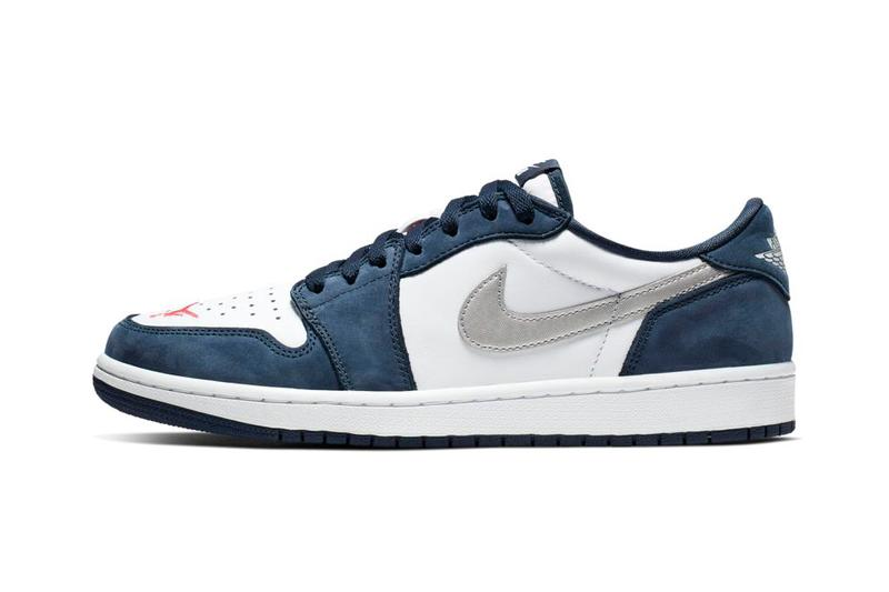 "Nike SB x Air Jordan 1 Low ""Midnight Navy"" Eric Koston"