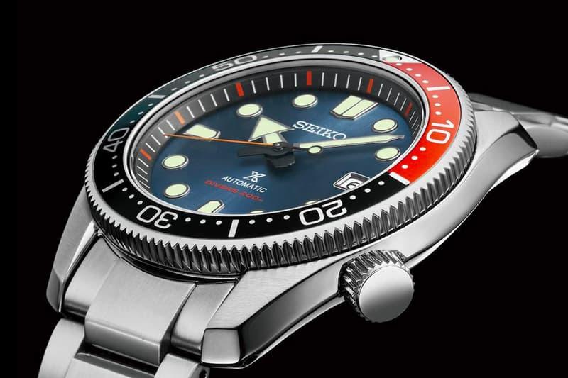 Seiko Prospex Twilight Blue Red SPB097J1 Release Authorized Dealer Price Info