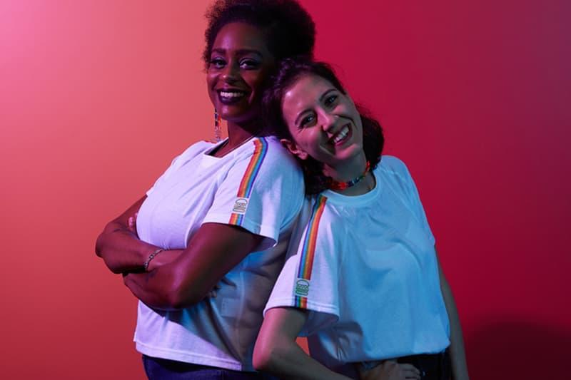 Shake Shack Releases Pride Shake & Merch limited edition milkshake t-shirts rainbow lgbqt pride month the trevor project