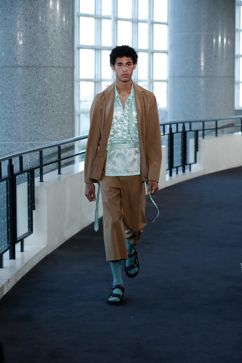 sies marjan spring summer 2020 mens collection paris fashion week menswear debut