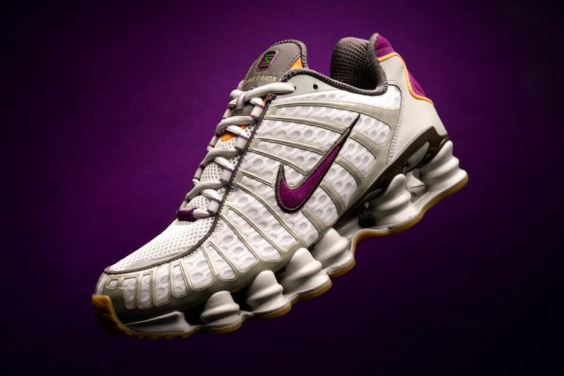 reputable site b23d3 425d2 Size Exclusive Nike Shox TL Viotech Dunk Low Pro Purple red blue white grey  orange 2000s
