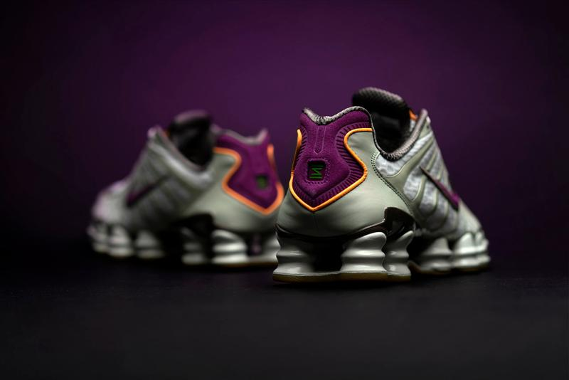 purchase cheap 169bb 2bc6d Size? Exclusive Nike Shox TL