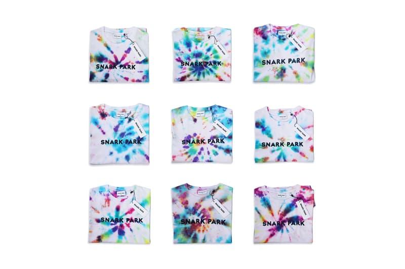snark park rainbow capsule world pride tees hats merchandise