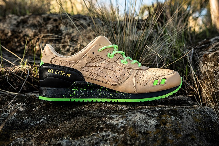 69323b9756 Sneaker Freaker & ASICS Release a Friends & Family GEL-LYTE III in