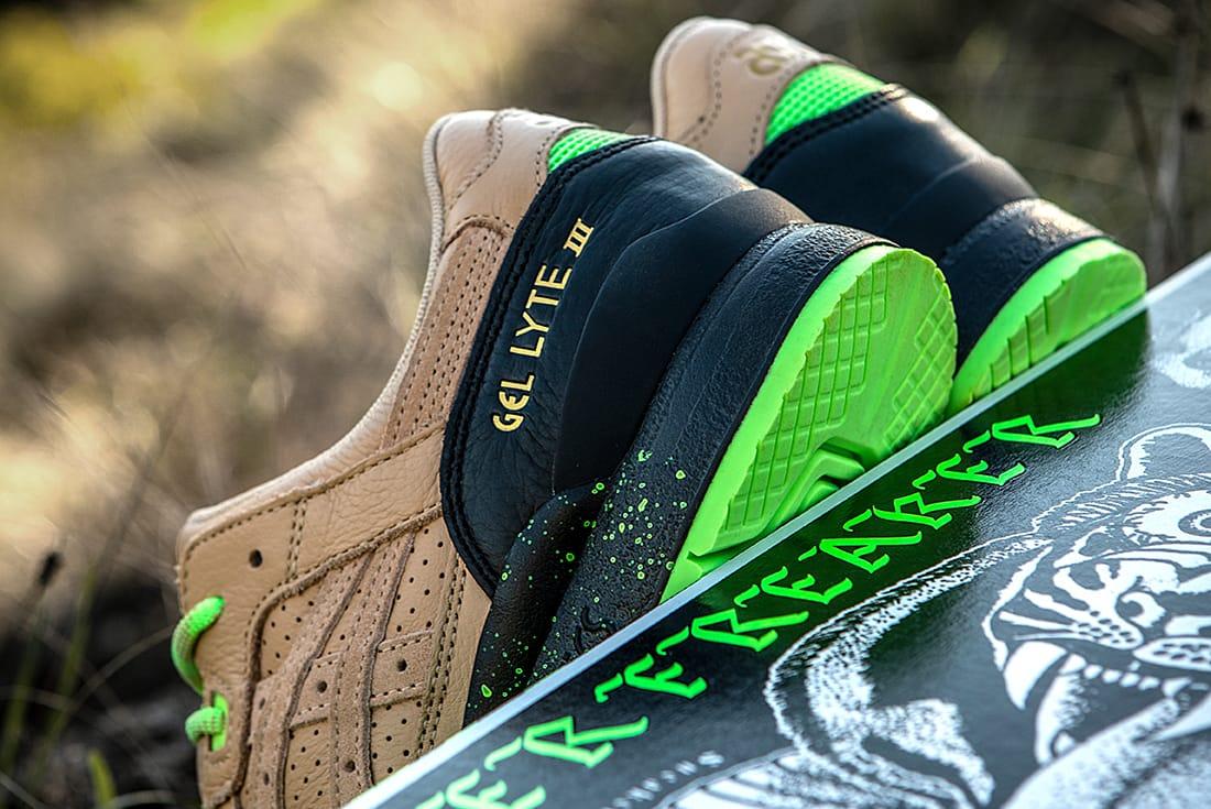 Sneaker Freaker x ASICS Friends